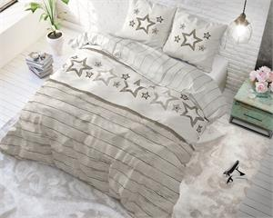 Stars and Stars Taupe