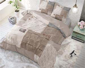 Knitted Home Taupe
