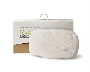 Natural Latex Anatomic Pillow Cream
