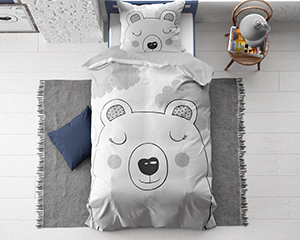 Sweet Bear Grey