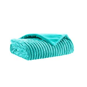 RIB Soft Touch Turquoise